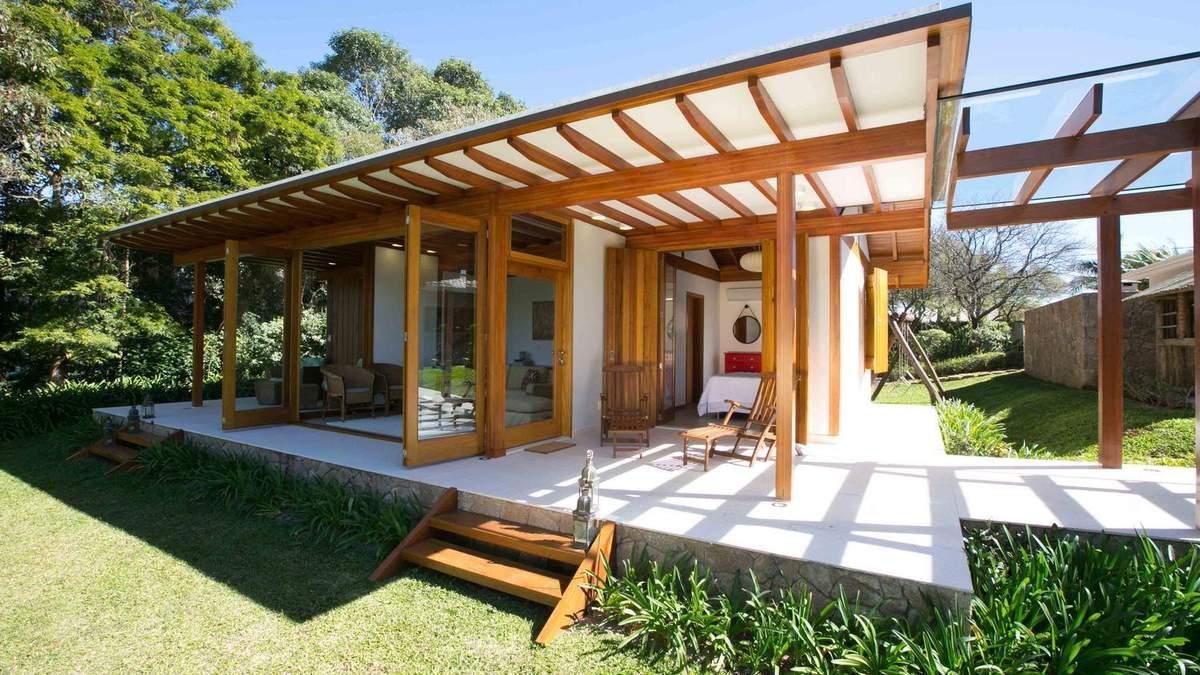 Эстетика простоты: уютный загородный дом рядом с Сан-Паулу – фото