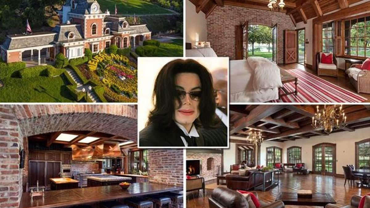 Нова історія відомого будинку: колишнє ранчо Майкла Джексона продали за 22 мільйони доларів
