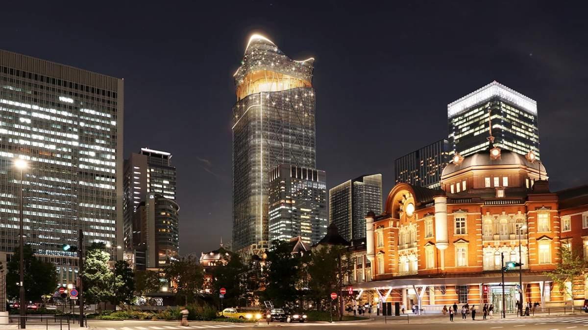 Вершина сучасної архітектури: як виглядатиме дивовижна факельна вежа у Токіо