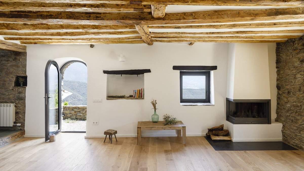 Ідеальна реставрація: як в Іспанії реконструювали стару фермерську віллу