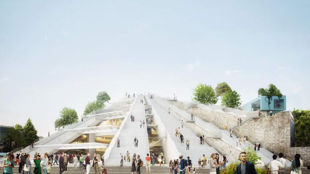 Від комунізму – до культурного прориву: проєкт реконструкції піраміди у Тирані