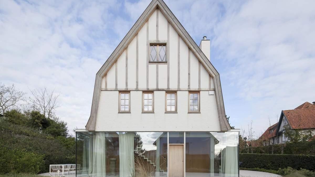 Кукольный домик: фото впечатляющего обновления старинной бельгийской виллы