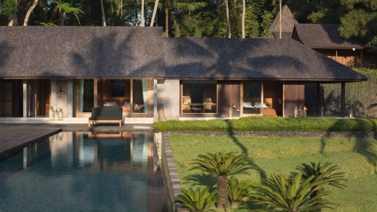 Рай на Земле: на Бали построили виллу, которая не будет покидать ваши мечты
