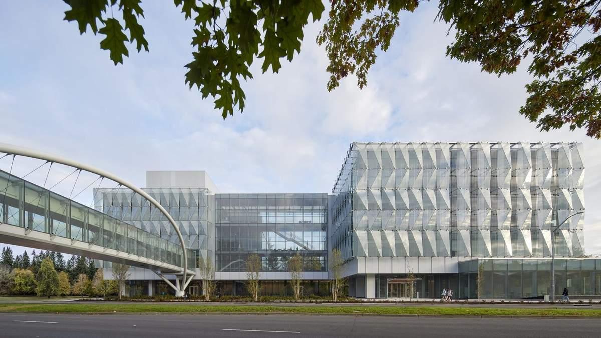 Трансформация и инновации: проект удивительного кампуса в США