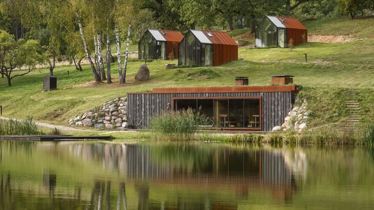 В объятиях природы: эко-отель, в котором хочется остаться навсегда