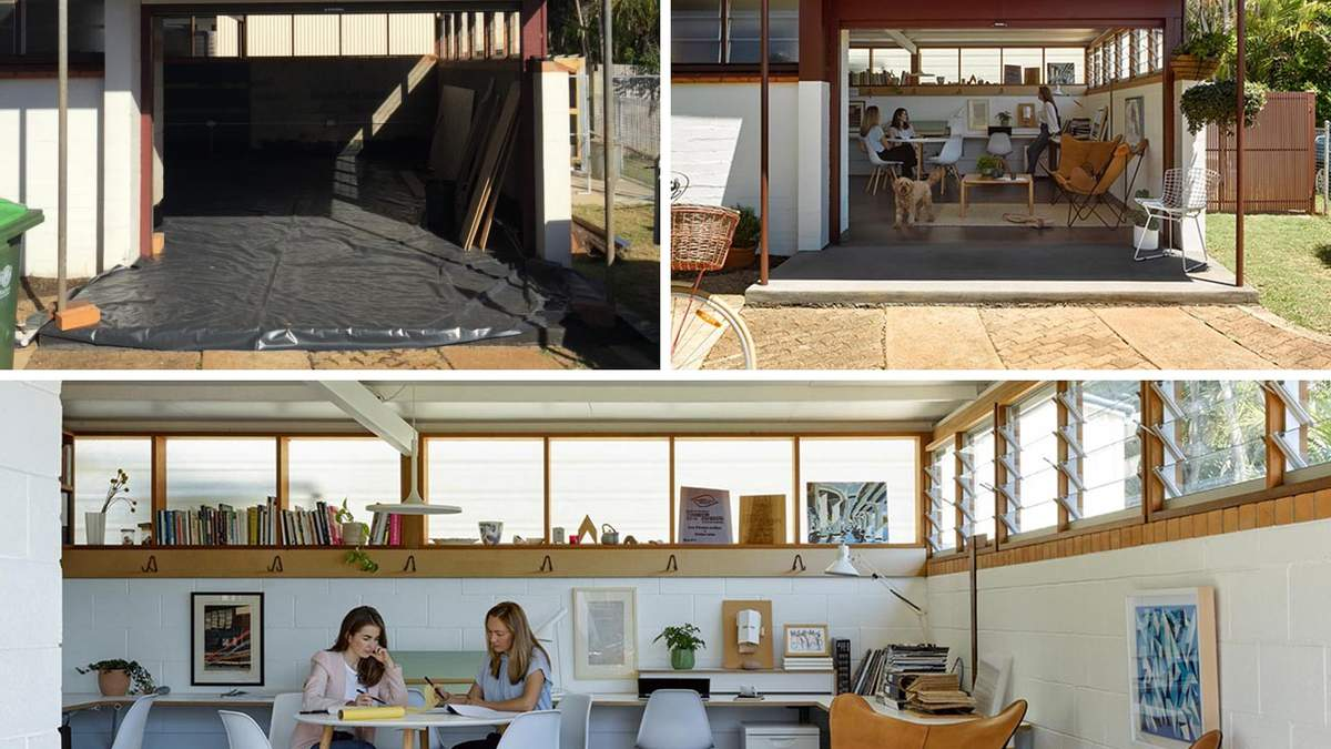 Комфорт и уют: как переоборудовать гараж под домашний офис на заднем дворе