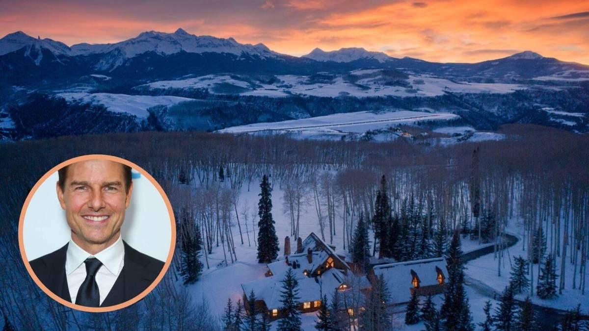 Миссия невыполнима: Том Круз продает шикарное ранчо стоимостью 40 миллионов долларов