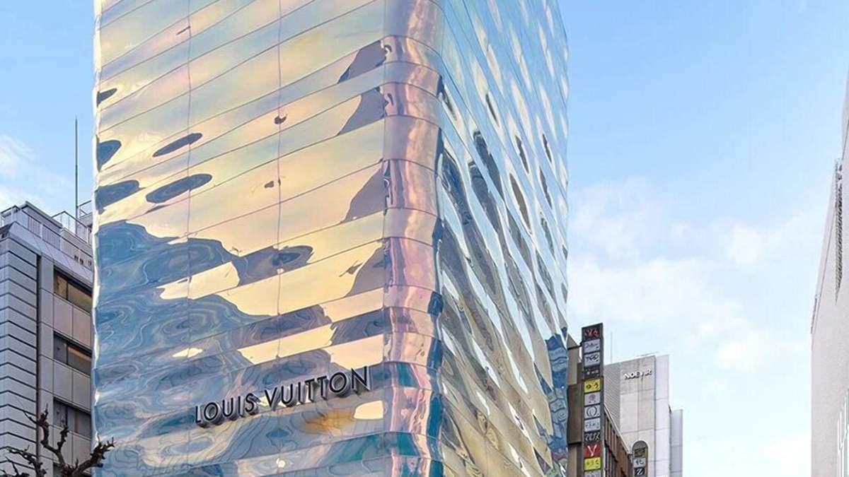 Унікальна розкіш: як виглядає новий шикарний магазин Louis Vuitton