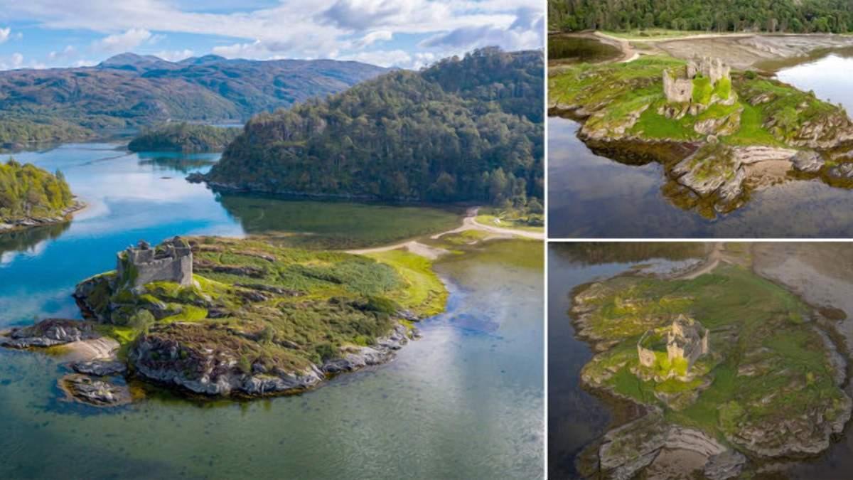 Частный шотландский тайник: продается исключительный остров по цене гаража в Лондоне