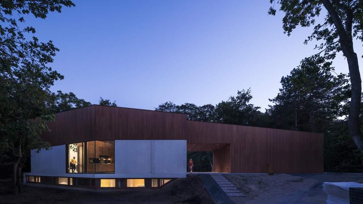 Лісовий куточок: сімейна резиденція, що вражає витонченістю
