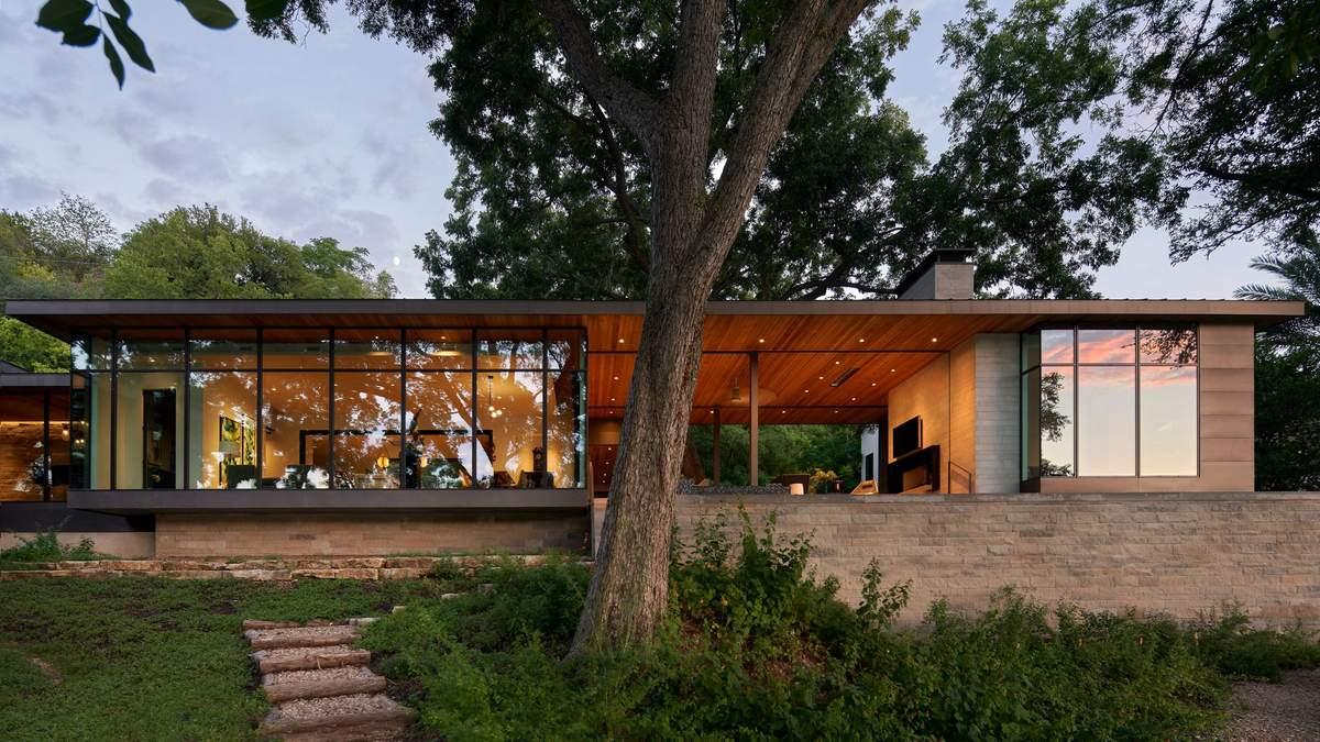 Казка біля озера: будинок в Техасі, який надовго оселиться у мріях