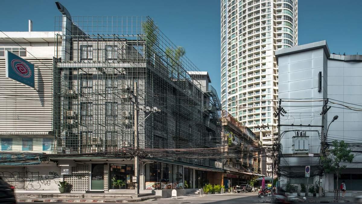 """""""Жить как гусь"""": в Бангкоке построили отель с необычной концепцией"""