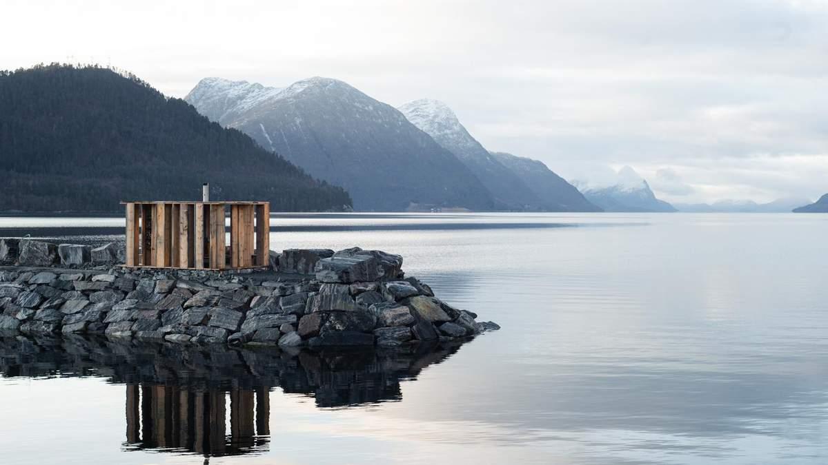 Единство с природой: домики для наслаждения морем в Норвегии
