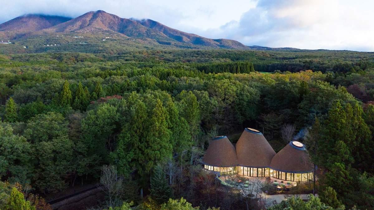 Сказка, где можно побывать: удивительный японский отель, который очаровывает с первого взгляда