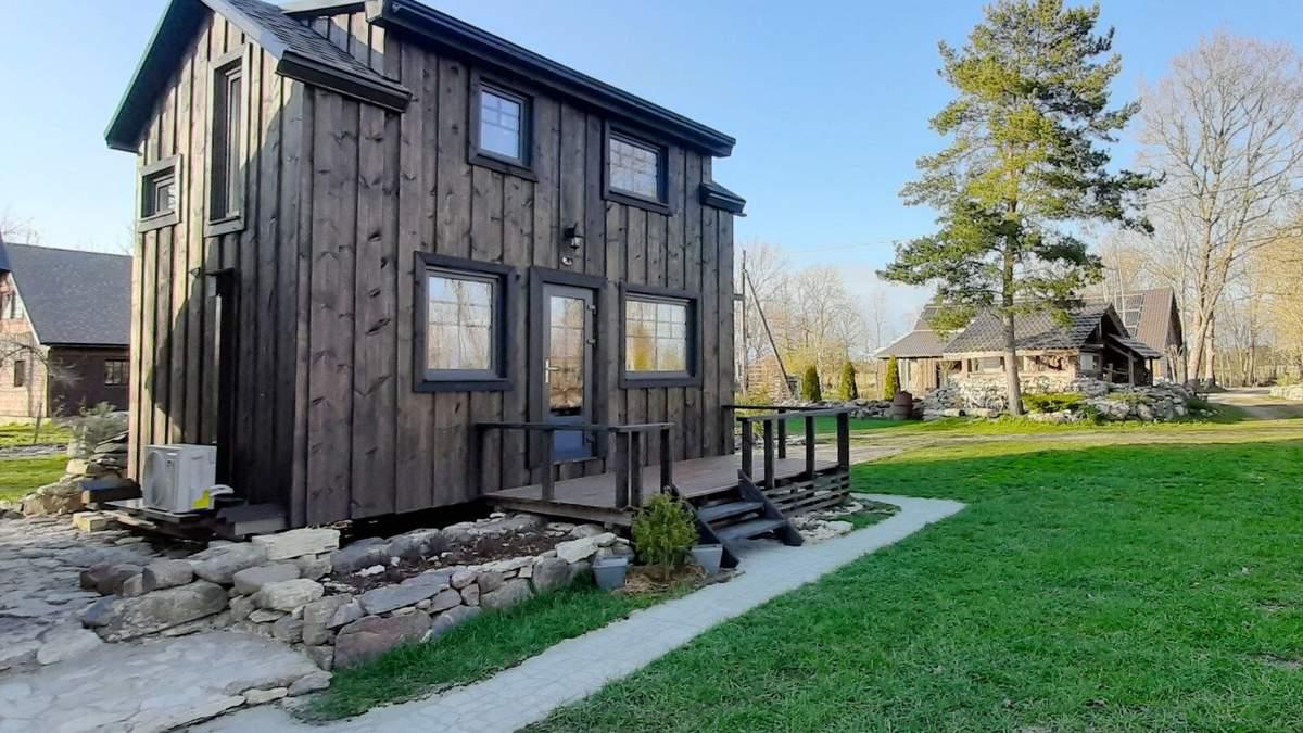 Краса на задньому подвір'ї: як побудувати невеличкий гостьовий будинок за обмежений час