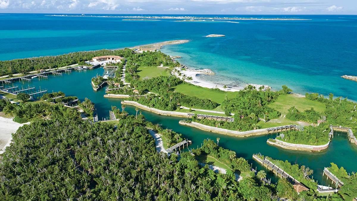 Шикарне капіталовкладення: у Карибському морі можна купити нерухомість на піратському острові