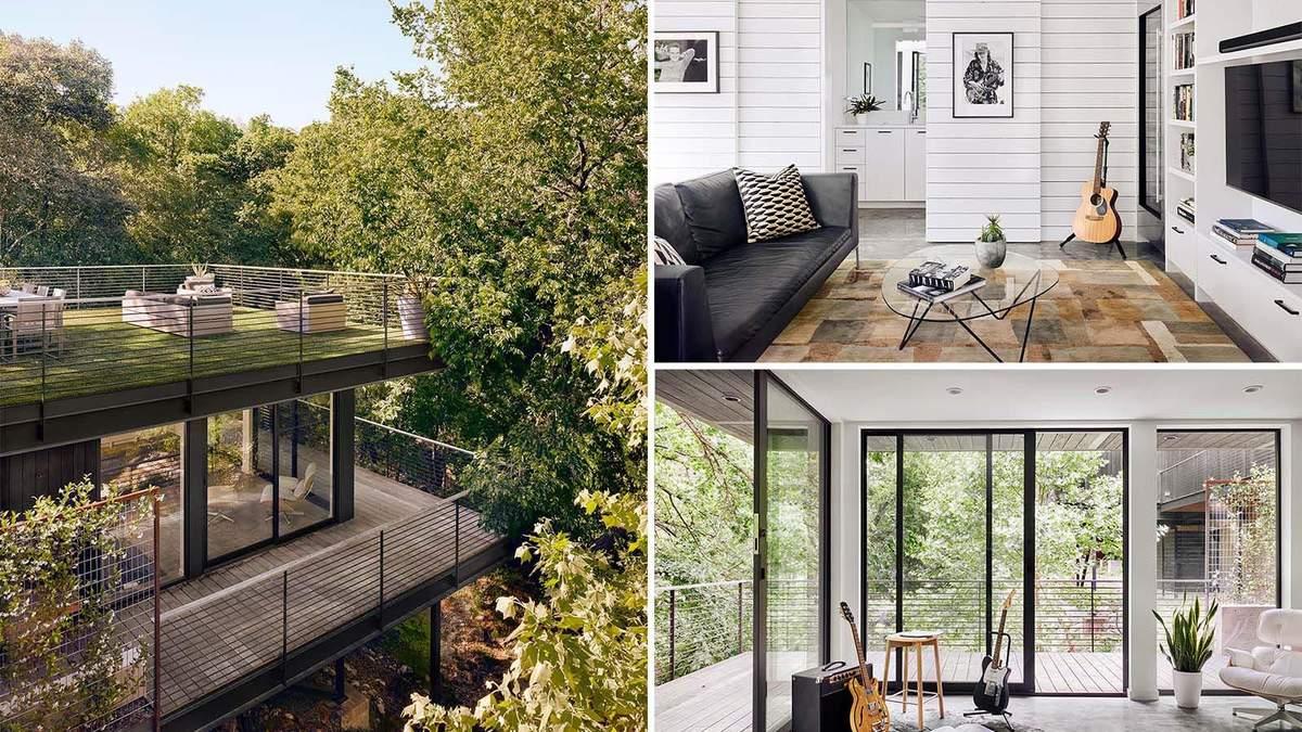 Прибудова із газоном на даху: як вдало оптимізувати простір будинку