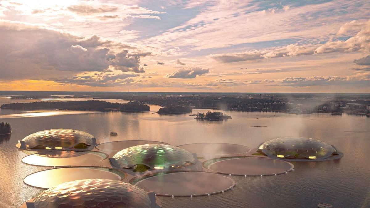 Енергетичний виклик в Гельсінкі: проєкт унікальних термальних островів