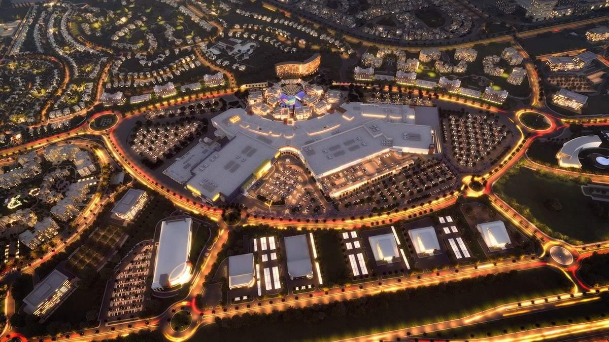 Гігантські масштаби: як виглядатиме торговий центр в Каїрі за 129 мільйонів доларів