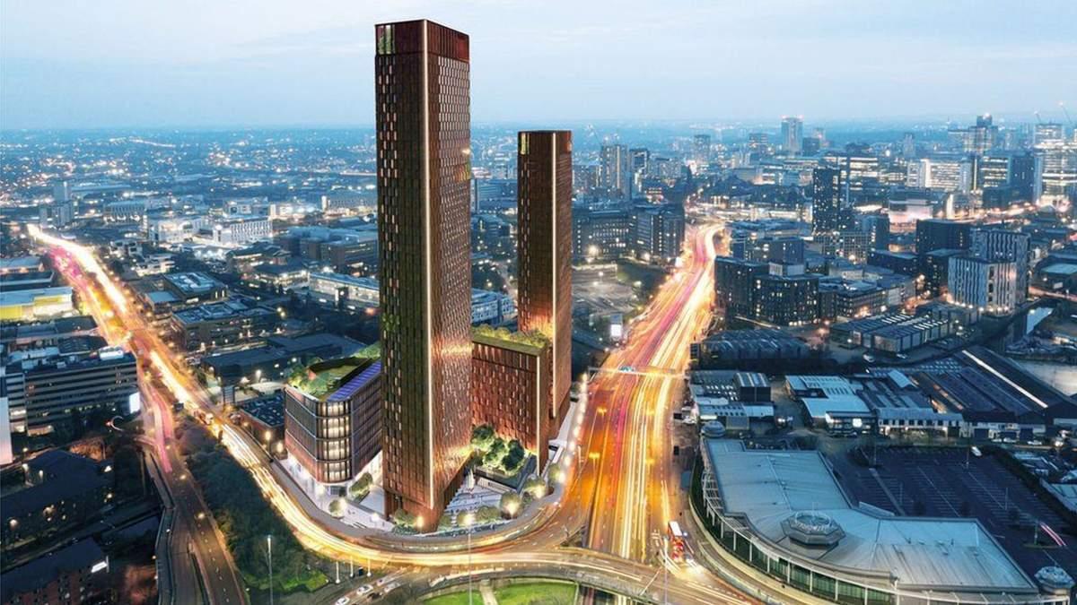 Нулевой выброс углекислого газа: проект первого в мире экологического небоскреба