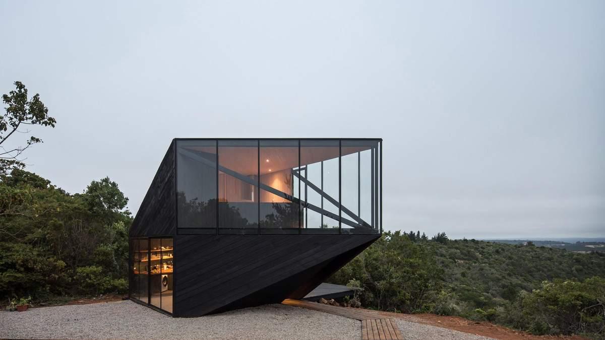 Рай для вихідних: у Чилі збудували чудову схованку для відпочинку від світу