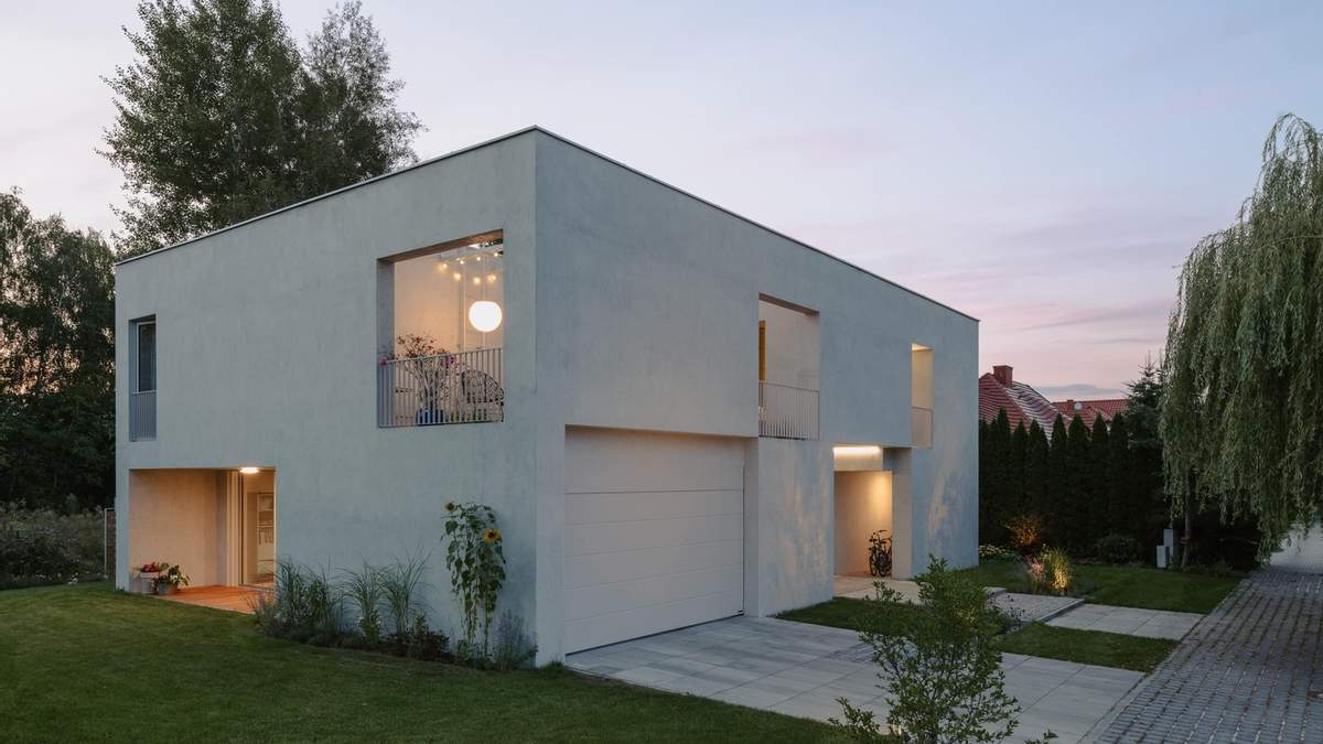 Простота формы: уютный минимализм в Польше
