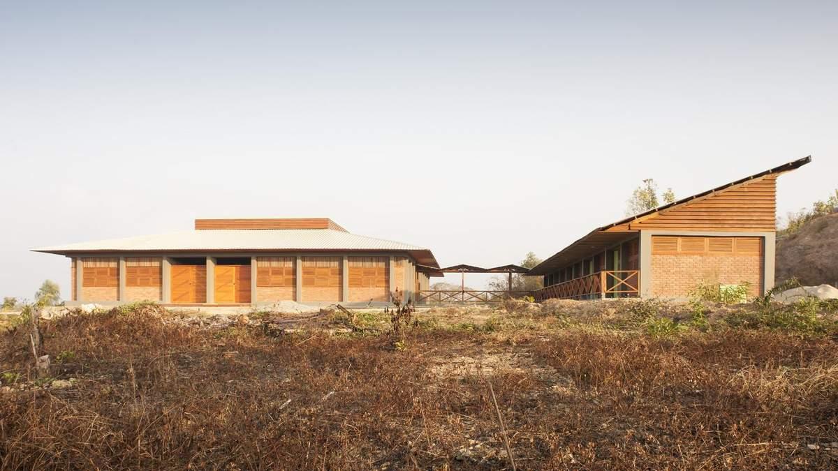 Помощь среди пустыни: вдохновляющий проект больницы в Бирме