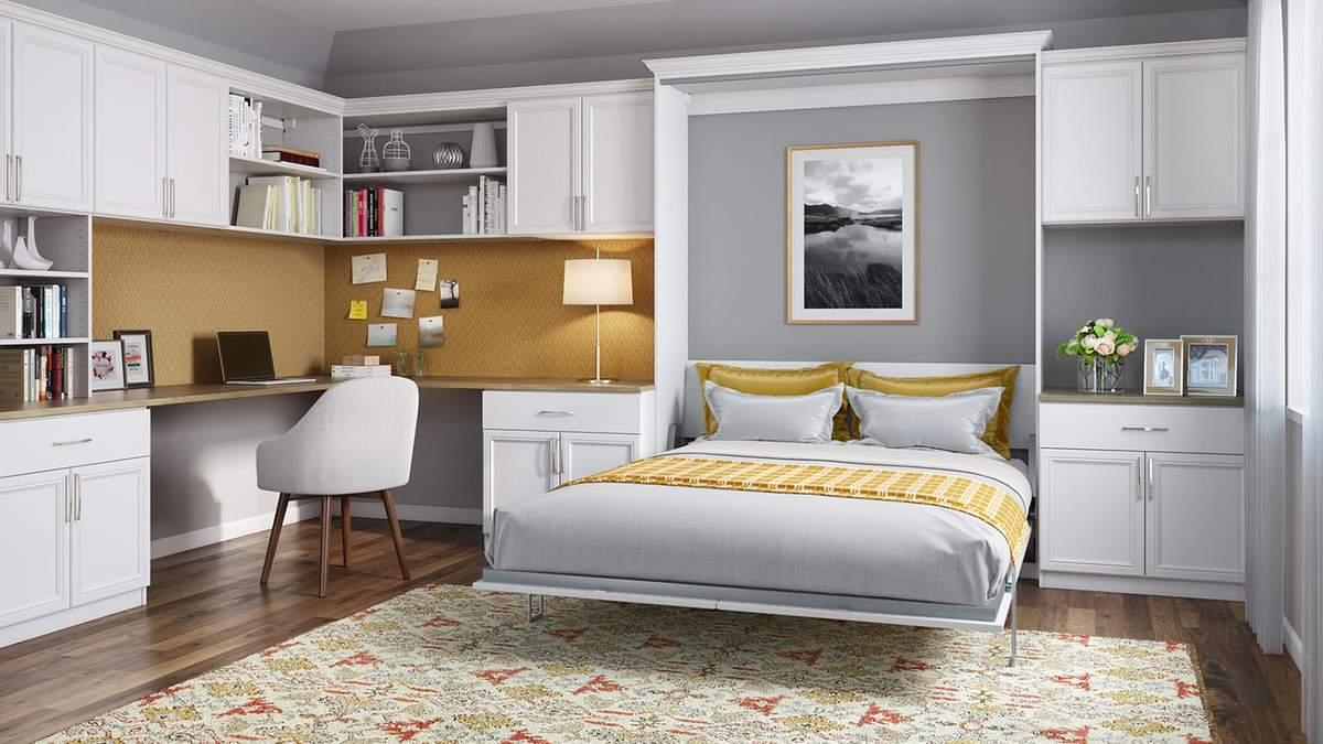 Що робити, якщо у квартирі немає місця для ліжка: безпрограшні поради та фото прикладів