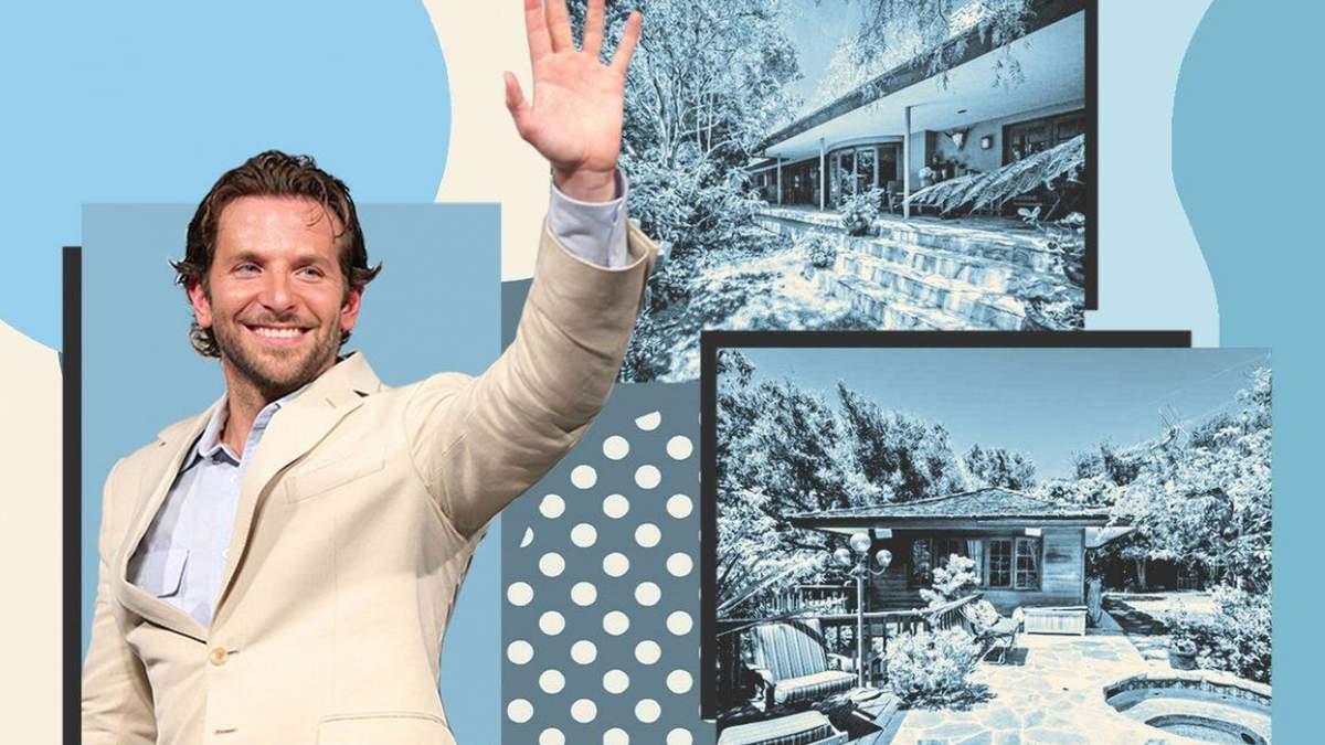 Звездная инвестиция: Брэдли Купер покупает виллу за 5 миллионов долларов в известном районе