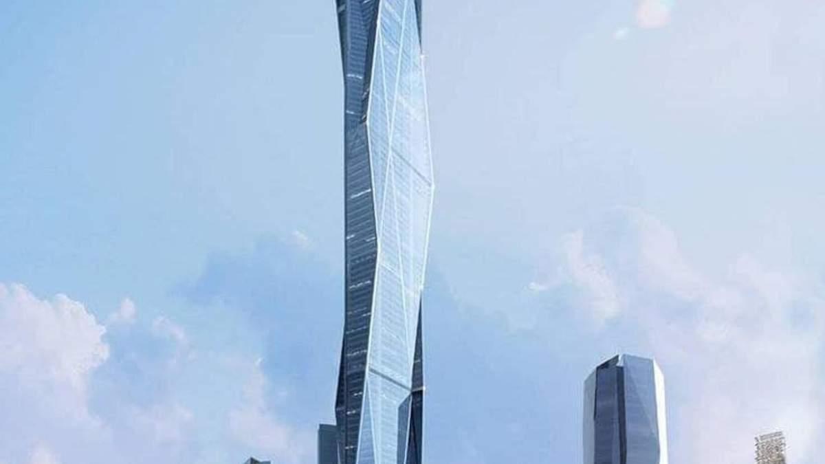 Тільки вгору: у Куала-Лумпурі завершується будівництво другої за висотою вежі у світі