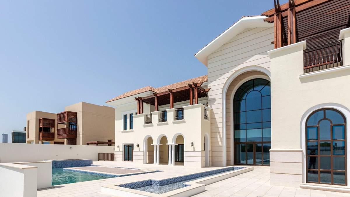 Казкова розкіш: як виглядає та скільки коштує найбільший особняк Дубая