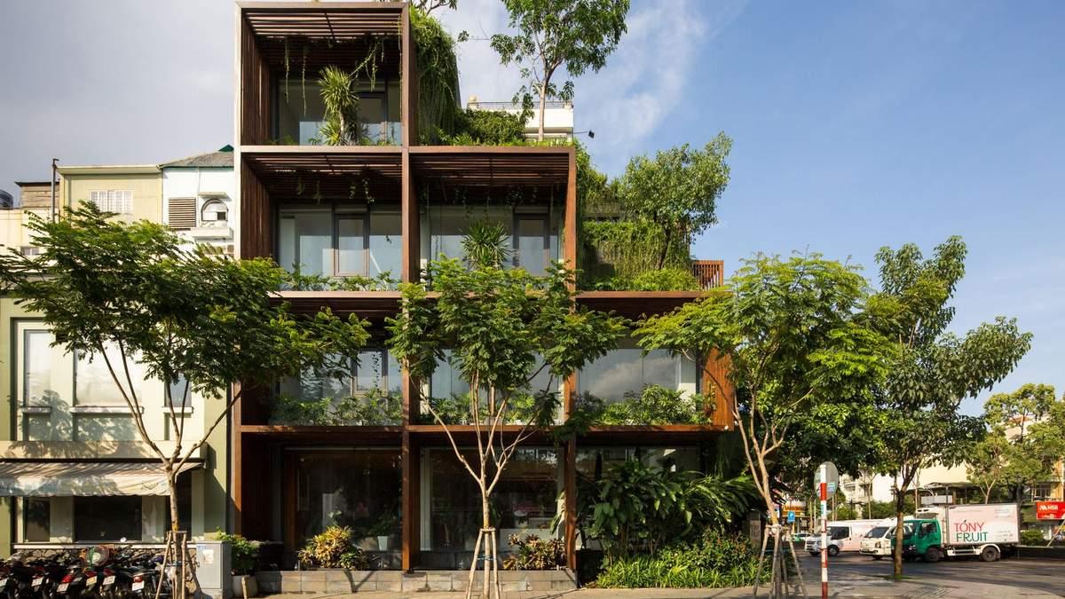 Фруктовый офис: удивительное место для работы во Вьетнаме