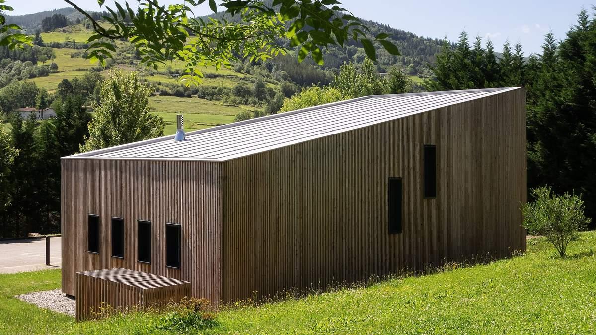 Максимальна простота: в Іспанії знайшли чудове рішення будинків для пілігримів