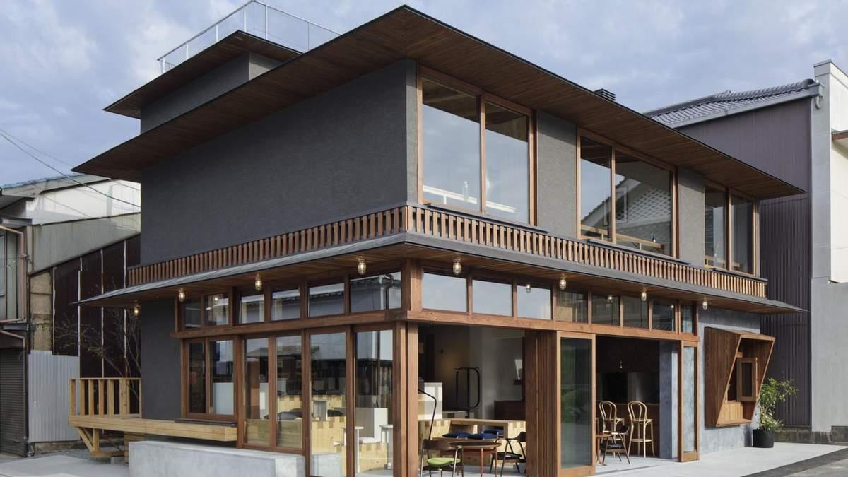 Острівна чарівність: неймовірна реновація будинку в Японії, що хизується казковою панорамою