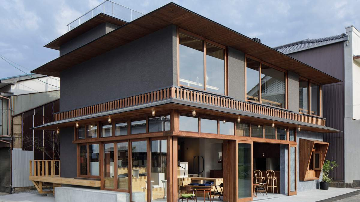 Островное очарование: невероятная реновация дома в Японии, что щеголяет сказочной панорамой