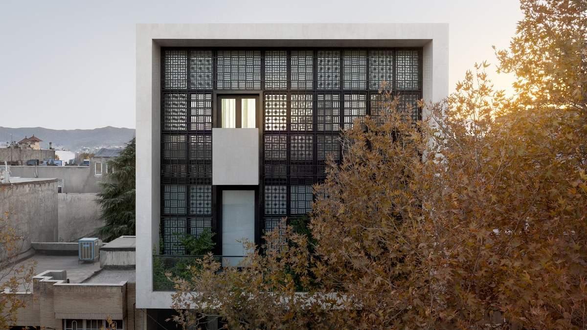 Дом-окно: в Иране спроектировали невероятные апартаменты