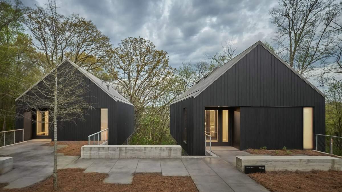 Обучение в лесу: как выглядит невероятный кампус для художников в Теннеси
