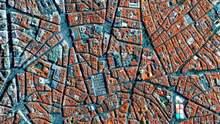 8 міст з середньовічним плануванням: фото з висоти пташиного польоту
