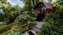 Хижини у лісі: сучасне робоче місце, яке відповідає на виклики часу – фото