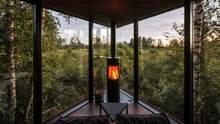 Дивовижна іскра естонського лісу: як виглядає мікроготель, в якому хочеться залишитись назавжди
