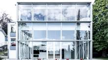 Семейный стеклянный кубик: отличный вариант приватной резиденции из Германии – фото