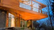 Загадкова резиденція сім'ї Каллен: як насправді виглядає маєток із містичної Сутінкової саги