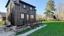 Красота на заднем дворе: как построить небольшой гостевой дом за ограниченное время