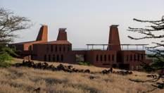 Унікальний термітник: надзвичайний навчальний кампус у Кенії