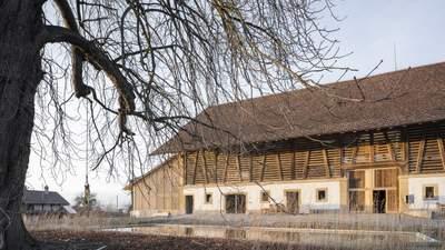 Из замка – в квартирный комплекс: в Швейцарии реконструировали историческую недвижимость