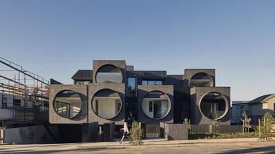 Кабіни посеред міста: фото незвичних апартаментів в Австралії