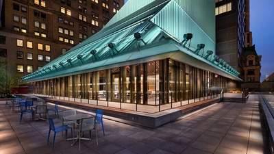 Магічний портал у світ книг: у Нью-Йорку відкрили нову бібліотеку –як виглядає будівля