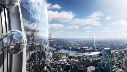 """Восстановиться после пандемии Лондону поможет """"Тюльпан"""", – главный архитектор города"""