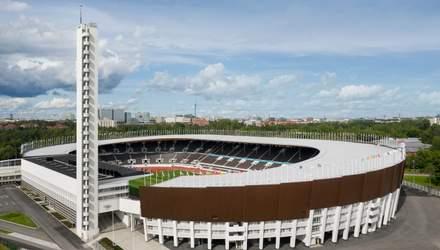 Белый бетон, дерево и стекло: в Хельсинки открыли обновленный олимпийский стадион – фото