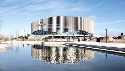 Комфортно і стильно: у Копенгагені побудували надсучасний стадіон - особливості й фото арени